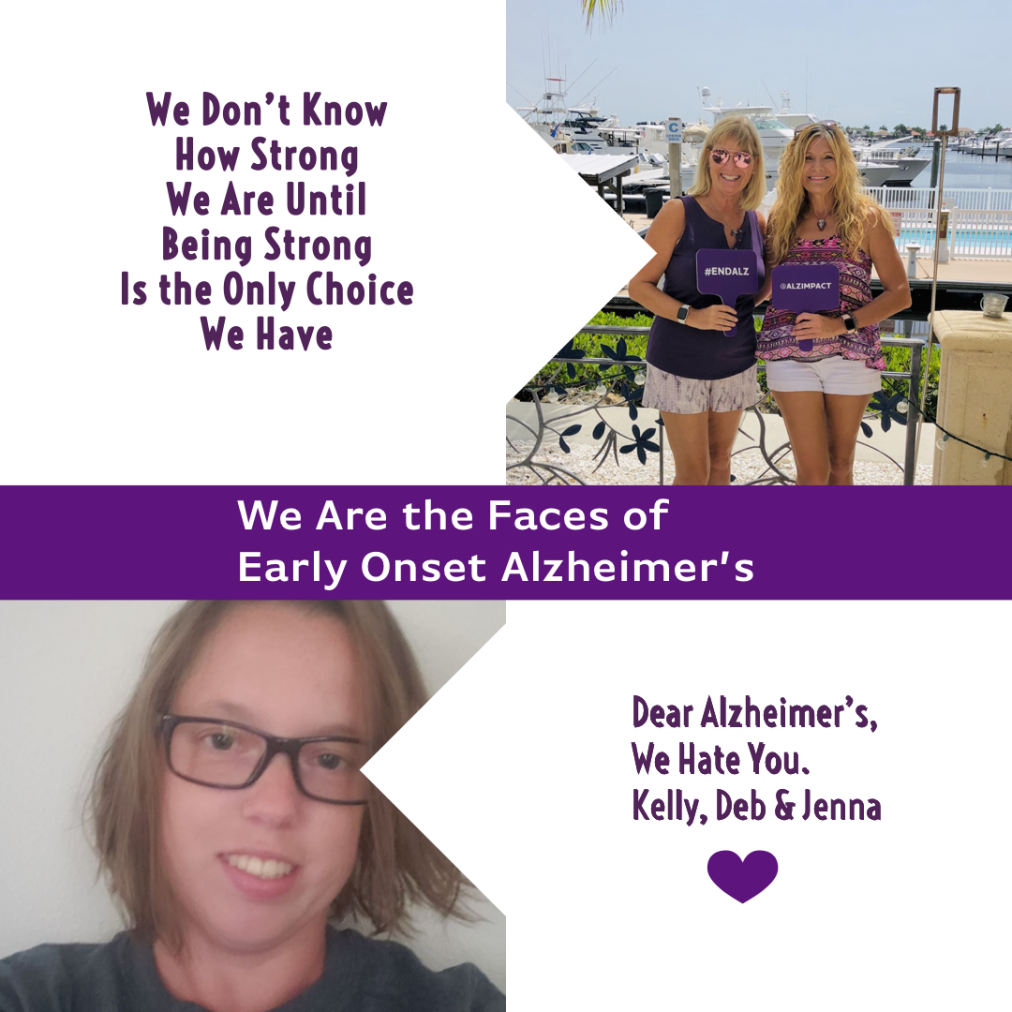 What Does Early Onset Alzheimer's Look Like?